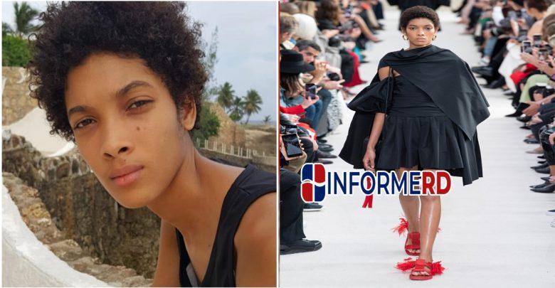 4d5b680689 Joven Dominicana de vivir en un barrio a modelo de Prada. | Informe RD