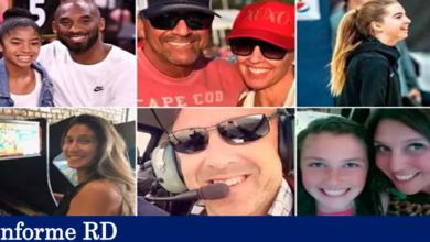 Photo of Identifican personas que perdieron la vida en accidente aéreo junto a Kobe Bryant e hija.