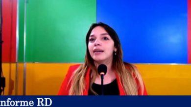 Photo of Sacan de proyecto «La Guerra de los Sexos», presentadora Hony Estrella.