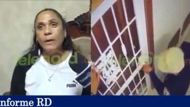 Photo of Mujer denuncia fiscales y policías.