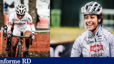 Photo of Ciclista dominicana gana Campeonato mundial de Ciclocross.