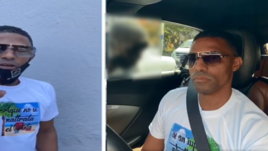 Photo of Fausto Mata responde a comentarios por no bajar el cristal de su vehículo a un niño Mendigueño.