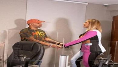 Photo of El abrazo de la paz que puso punto y final a las diferencias entre Sandra Berrocal y DJ Nabil.
