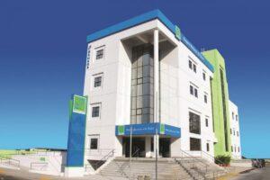 edificios diseñados para dar atencion medica
